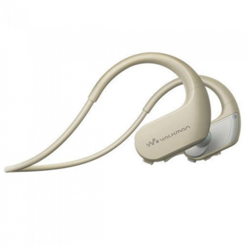 Sony MP3 Walkman Earhook Sport Series NWZ-WS413 Cream 05017027