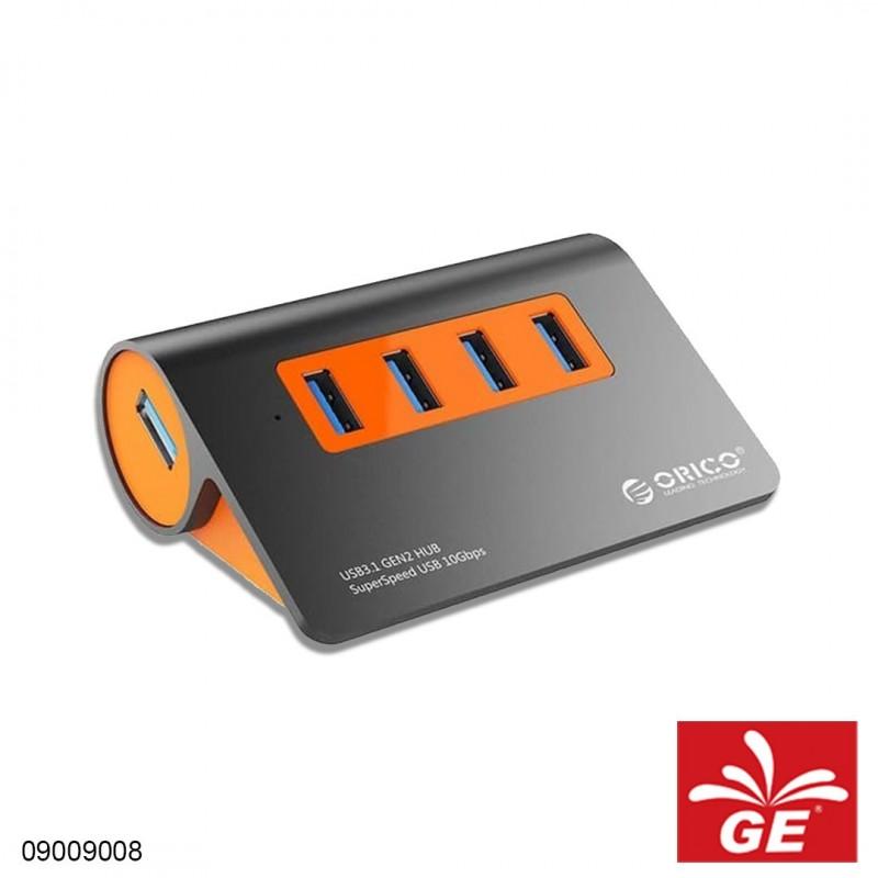 USB Hub ORICO M3H4-G2 4 Ports USB3.0 Gen2 09009008