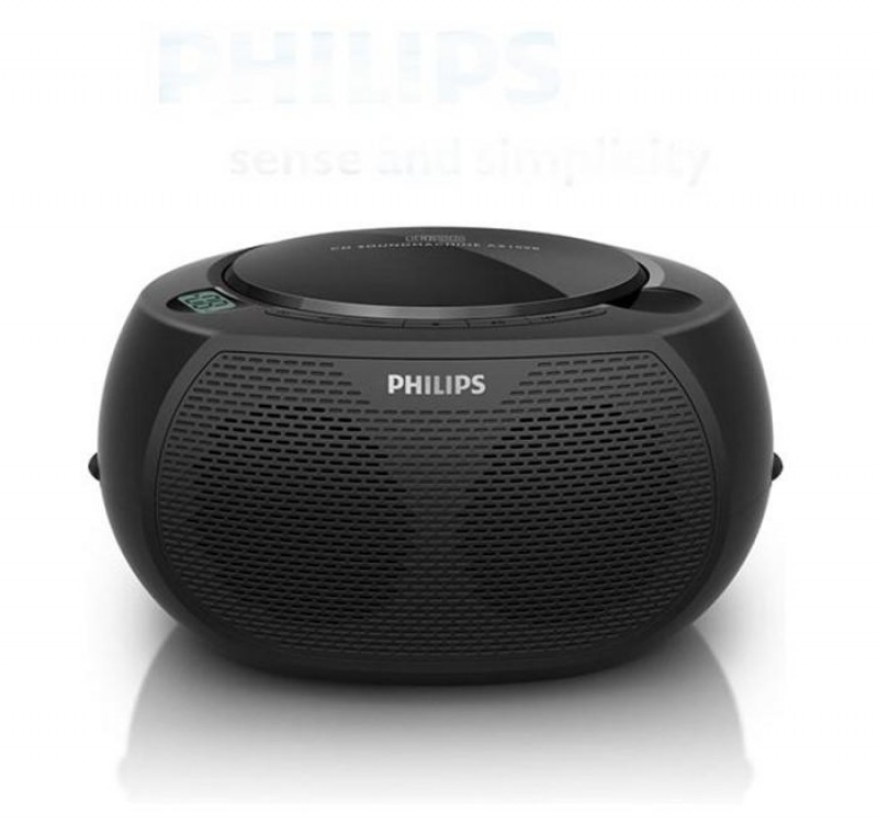 Philips AZ-100 Black 12747