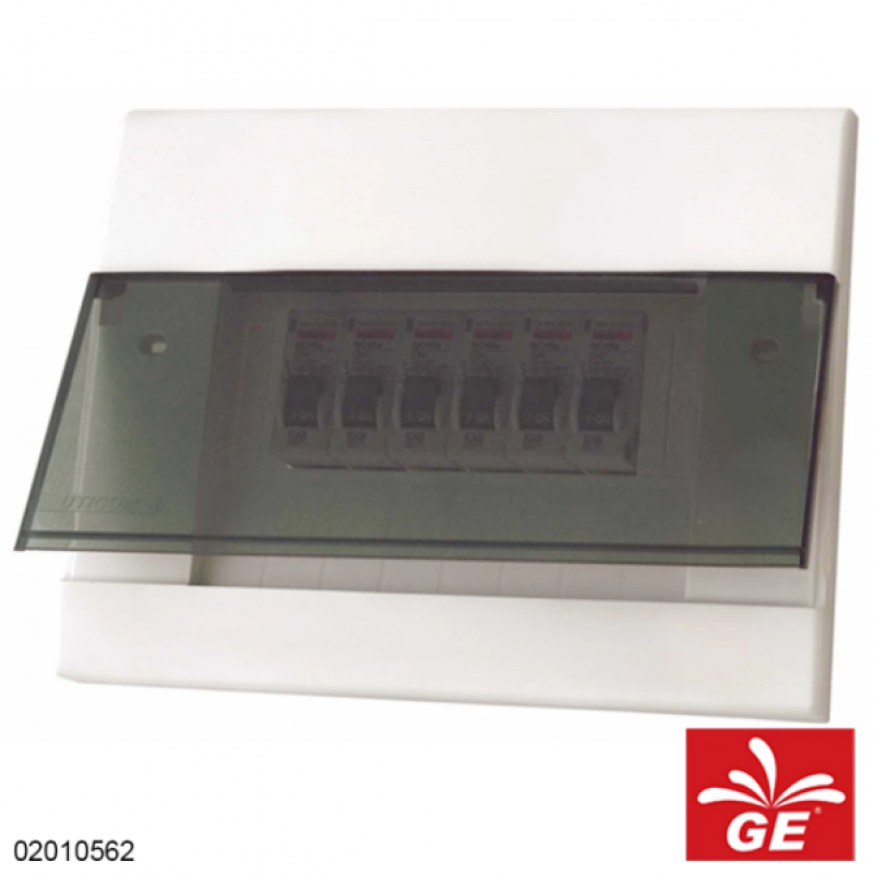MCB Box Uticon 1808 8G 02010562