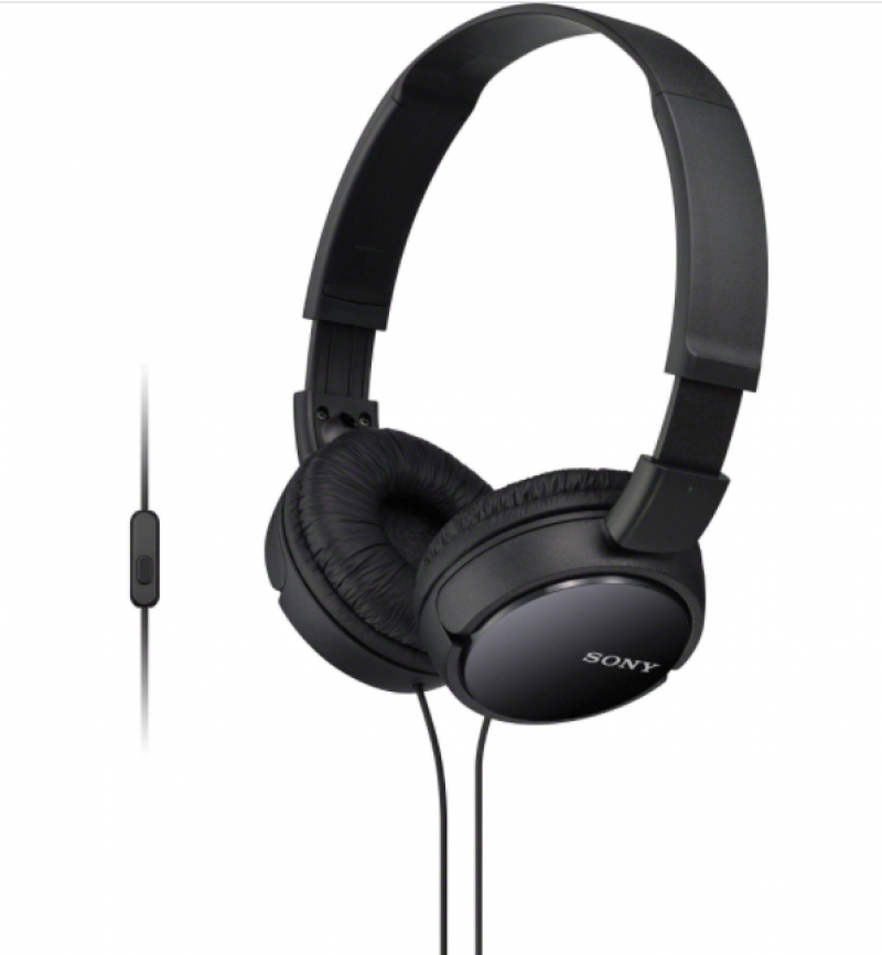Sony Stereo Heaphones MDR-ZX110 Black 05014251