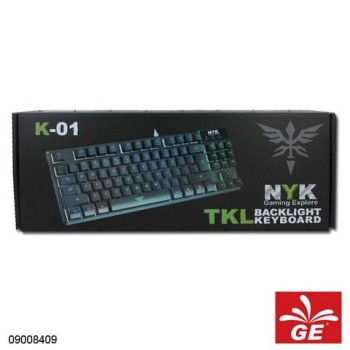 KEYBOARD NYK TKL K01 / K-01 TKL CHROMA 09008409