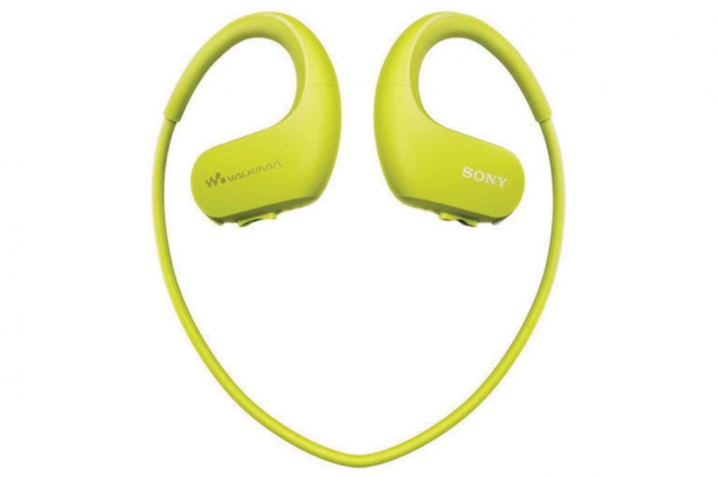 Sony MP3 Walkman Earhook Sport Series NWZ-WS413 Green 05017026