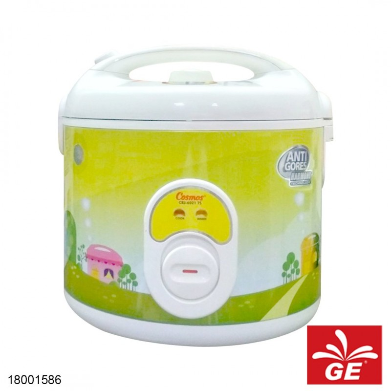 Cosmos Rice Cooker CRJ 6021 1,8 L 18001586