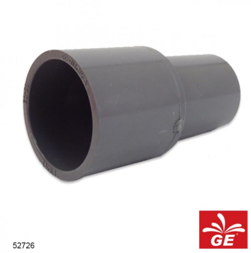 Fitting PVC Rucika Vlok Sok Aw 1 x 1/2 - Reduser Sok Aw 52726