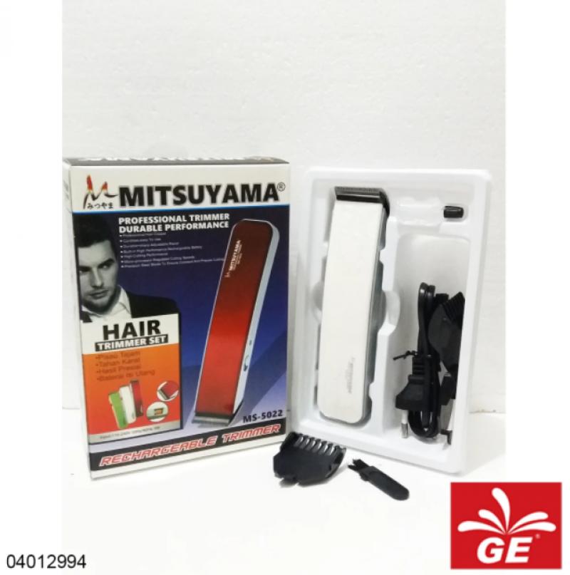 Alat Cukur Rambut Rechargerable MITSUYAMA MS-5022 04012994