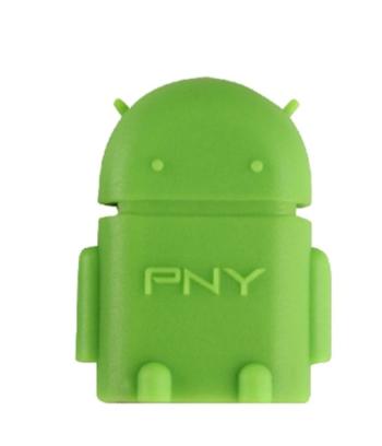 PNY USB Robot OTG Adapter A2