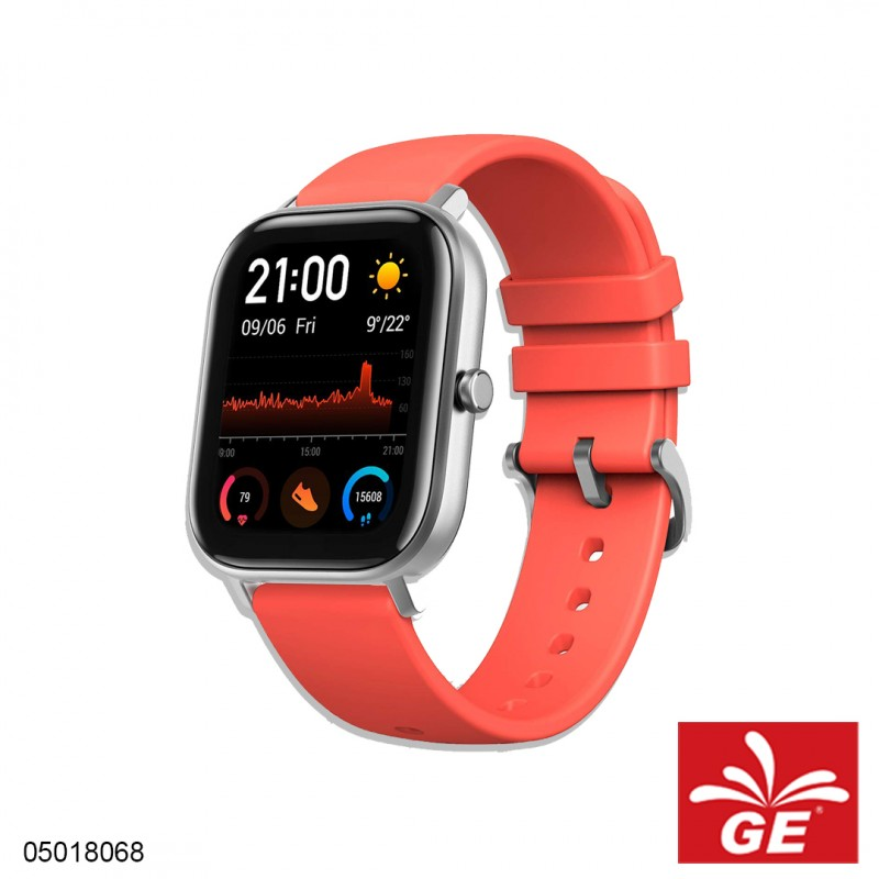 Jam Tangan AMAZFIT GTS Vermillion Orange 05018068
