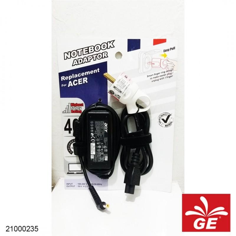 Adapter Notebook ACER PA-1300-6 + Steker LEGRAND 050190 21000235
