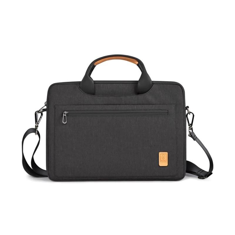 Tas Laptop WIWU Poineer Shoulder GM3910 Hitam 40001242