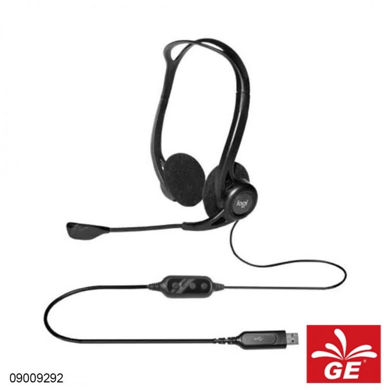 Headset Stereo LOGITECH H370 09009292