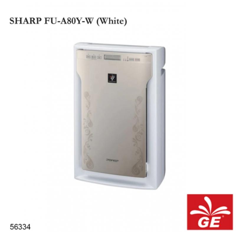 Air Purifier SHARP FU-A80Y-W/AM High Density 7000 Putih