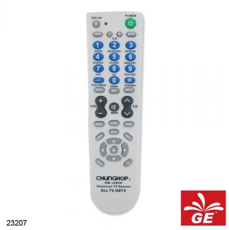 REMOTE CHUNGHOP TV LED RM-168GS 23207