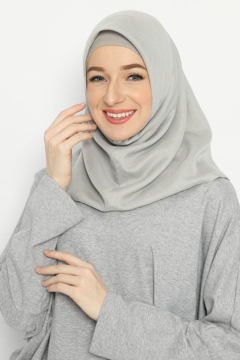Nomie Instan Headwear Grey x Ayu