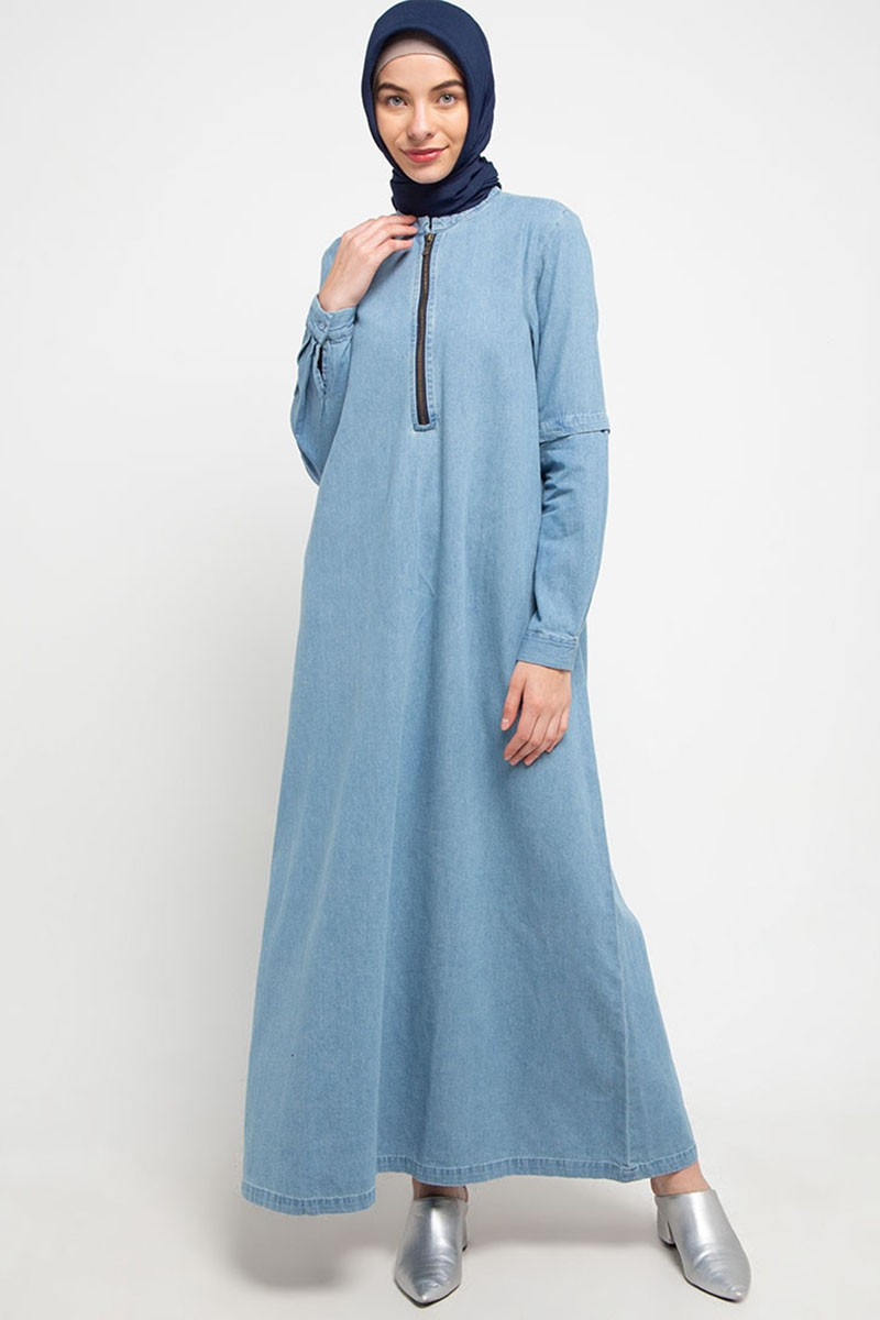 Maricopa Dress Denim