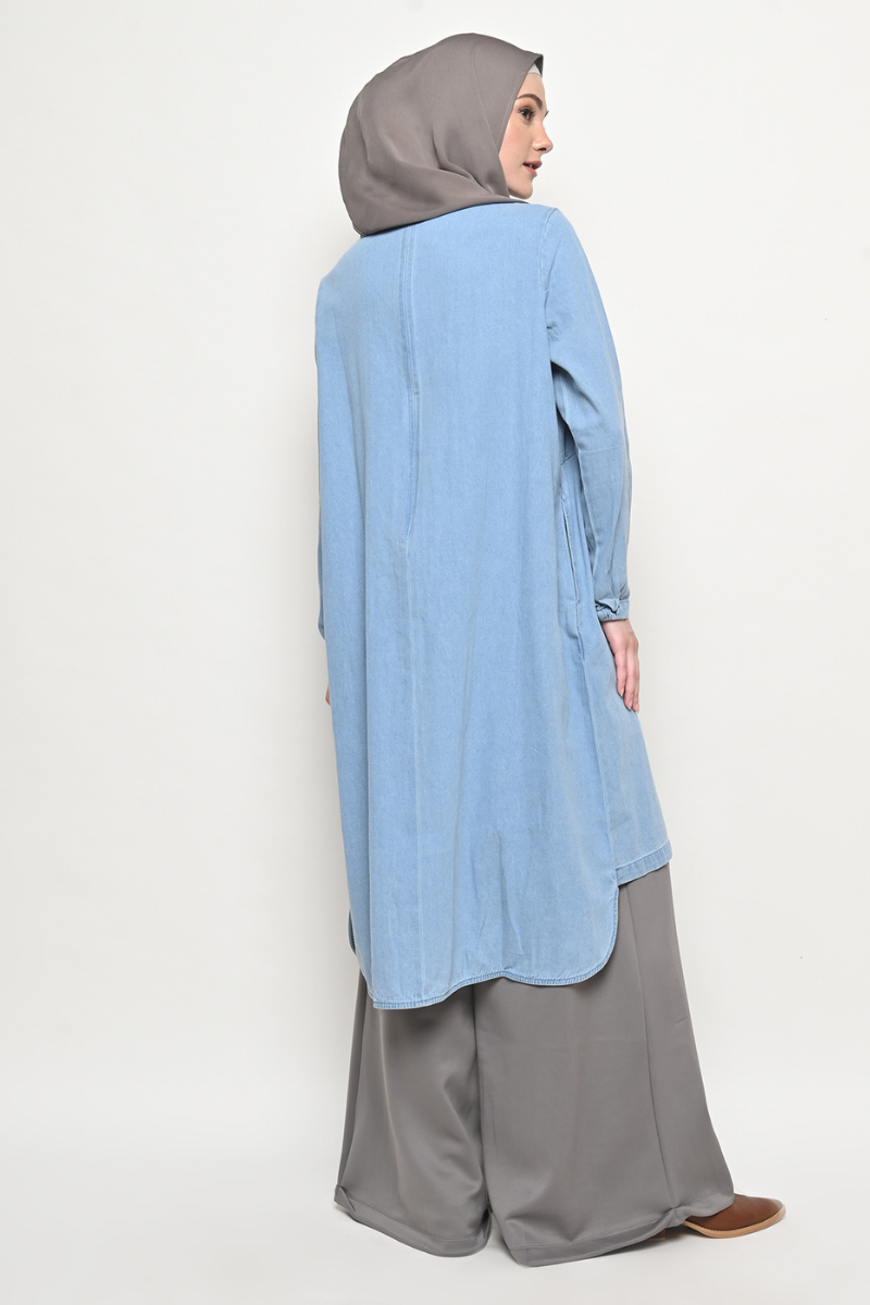ELOY Tunic Denim 0649