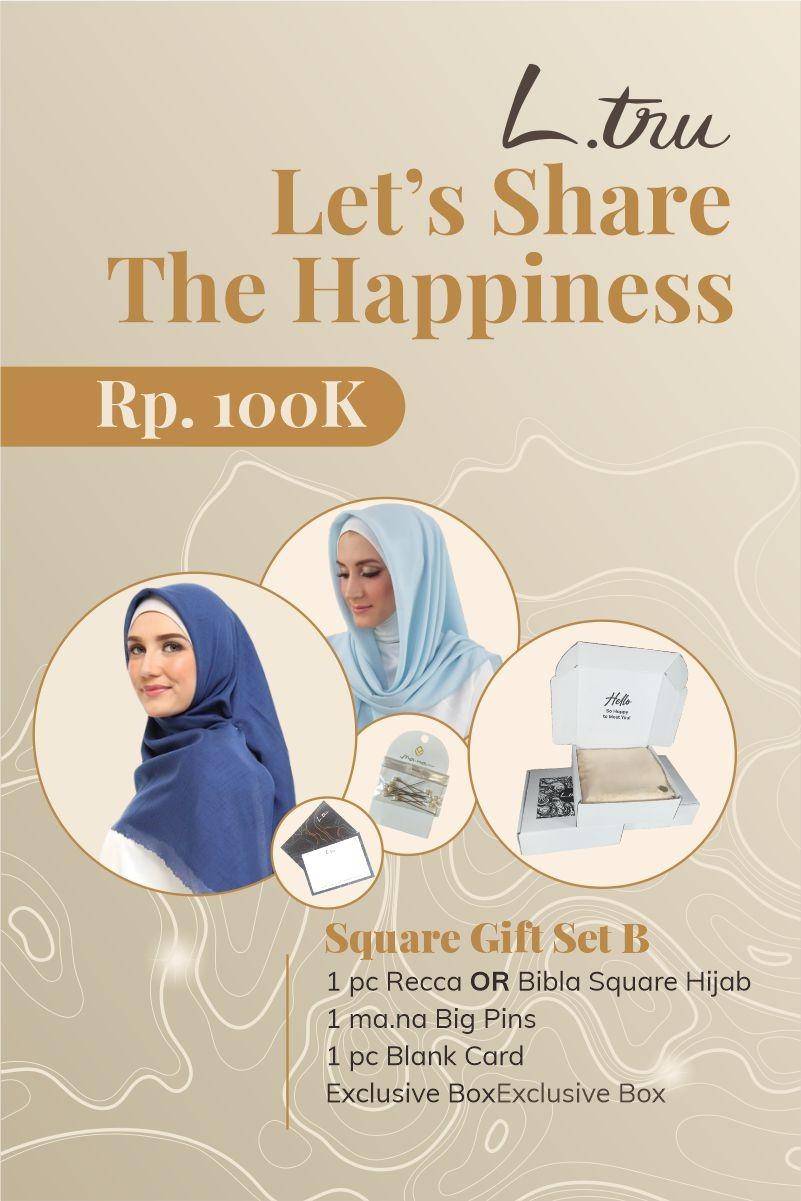 Square Gift Set B