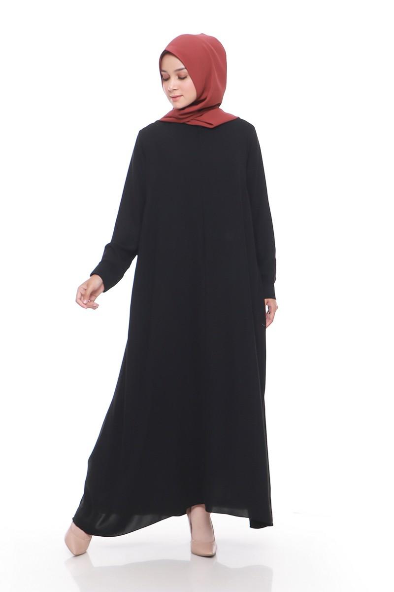 Diera Dress Steel Black