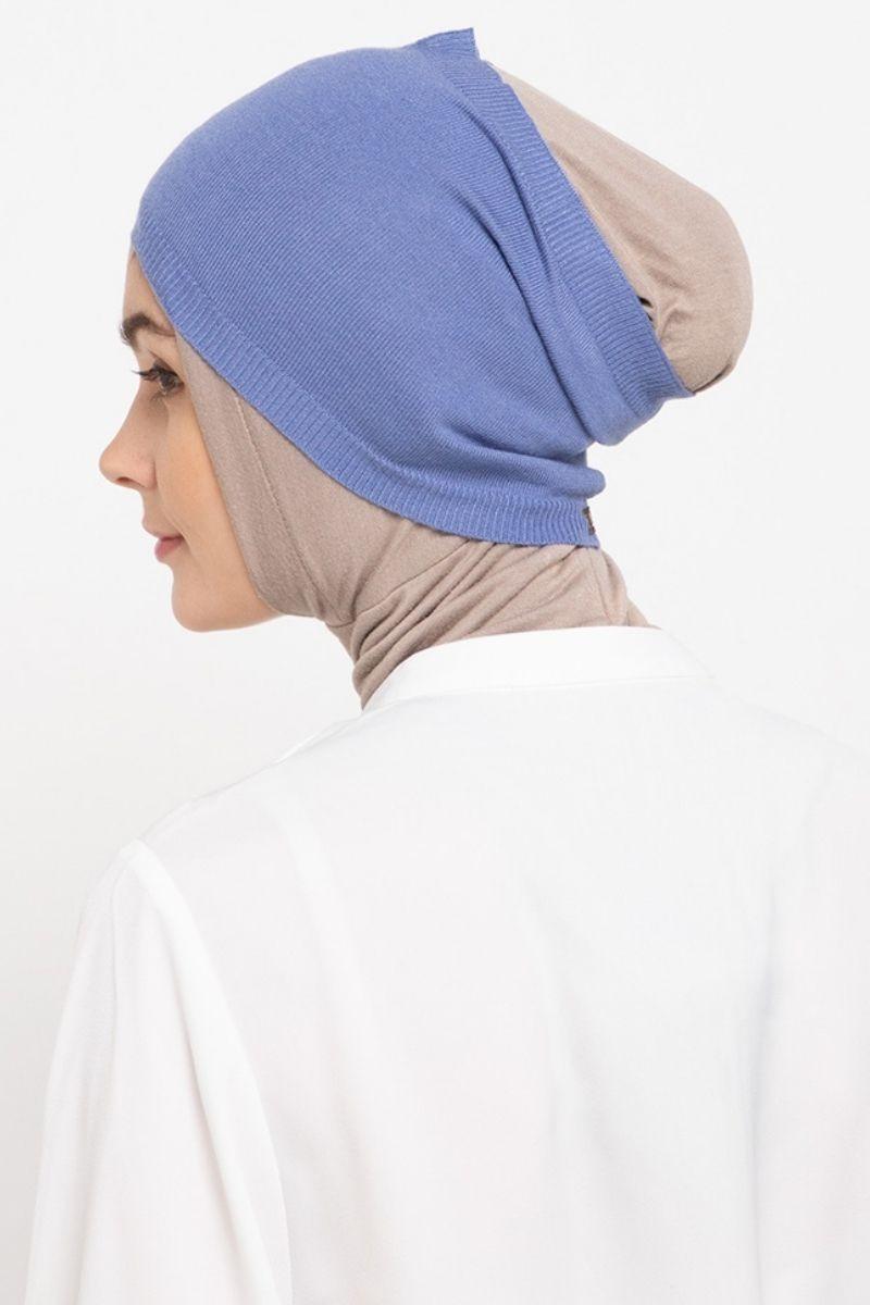 Headband Knitting Dusty Blue  Nw
