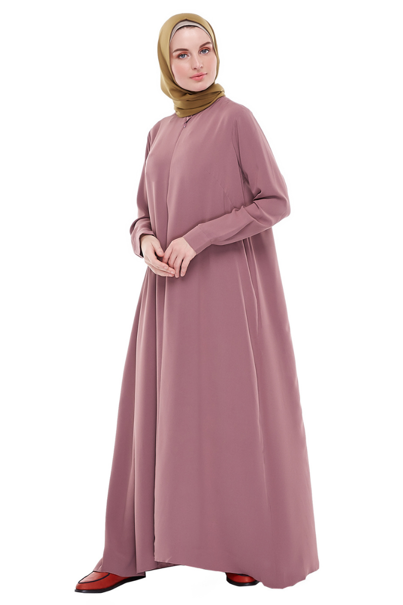 Diera Dress Rose Taupe