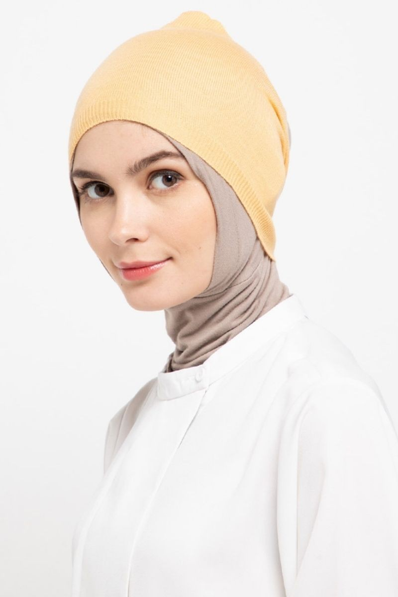 Headband Knitting Sand Cream - L.tru