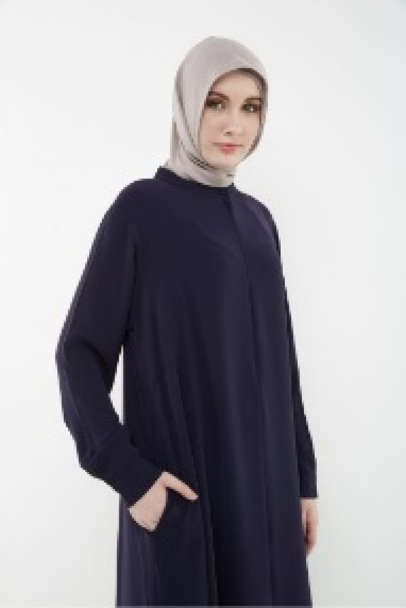 Diera Dress Navy