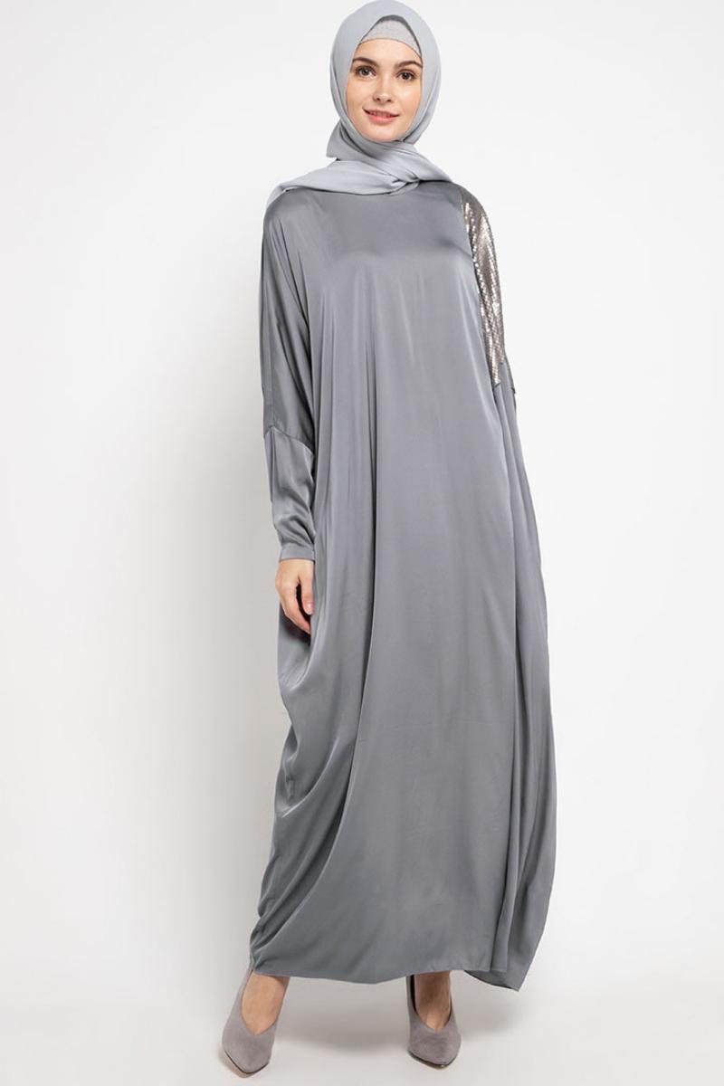 Atmosphere Dress Kaftan Plain 220