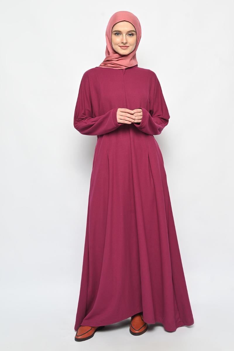 Leia Dress Magenta