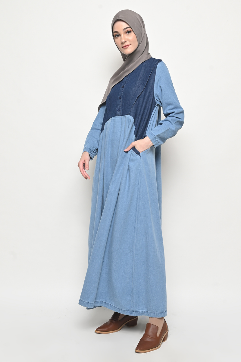Beckwith Dress Denim 0699