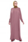 Diera Dress Rose Taupe - L.tru