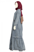 Swantons Denim Dress - L.tru