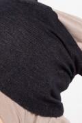 Headband Knitting Black - L.tru