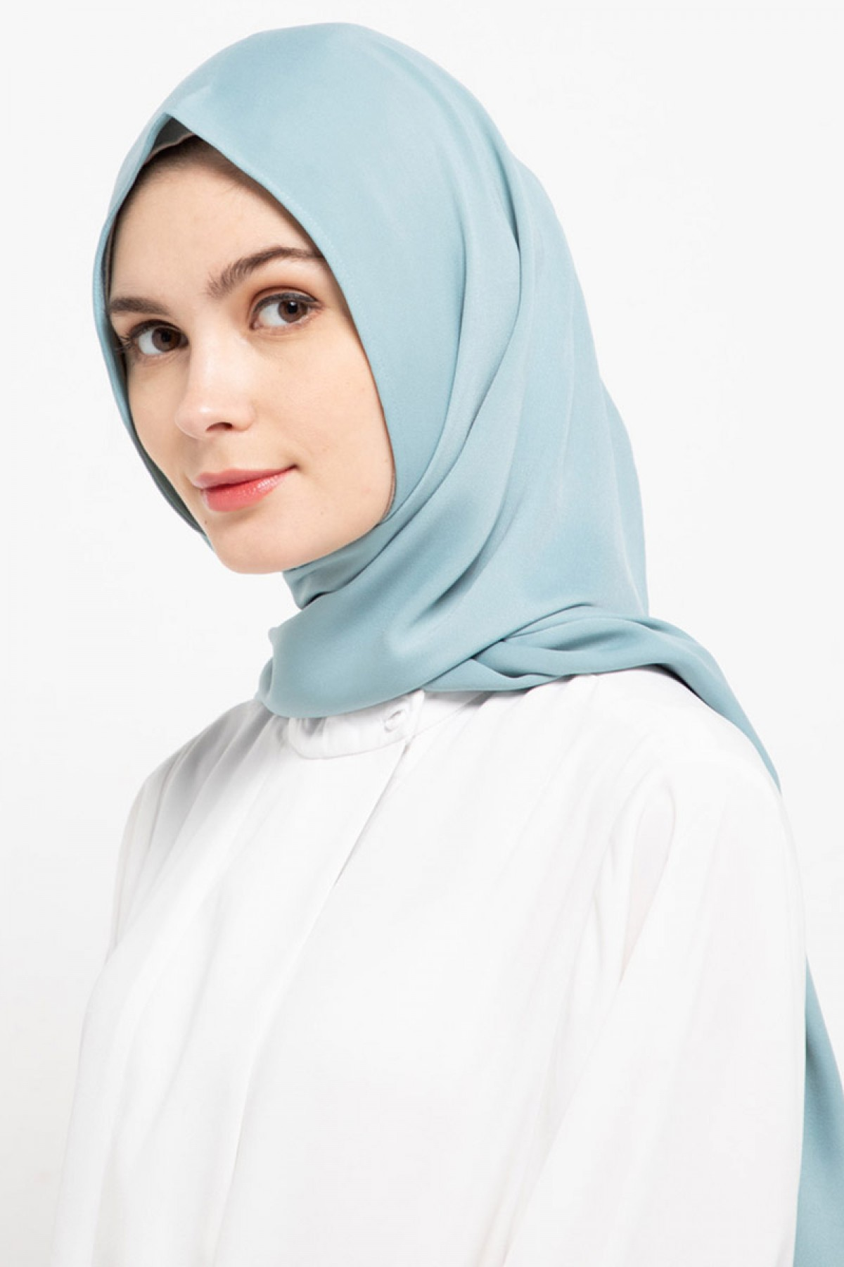 Instant Headwear LONG CAPUCHON Mint - L.tru