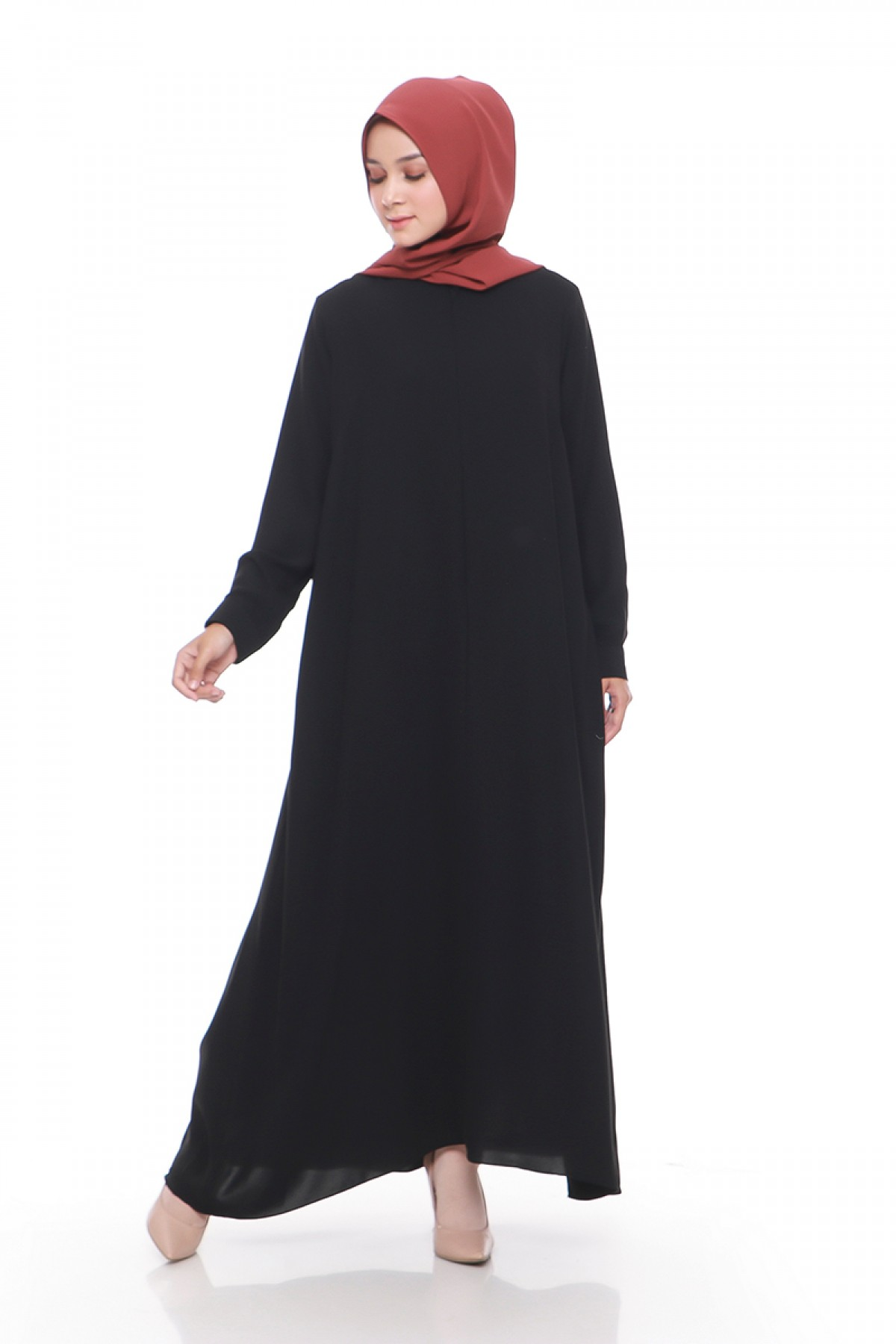 Diera Dress Steel Black - L.tru