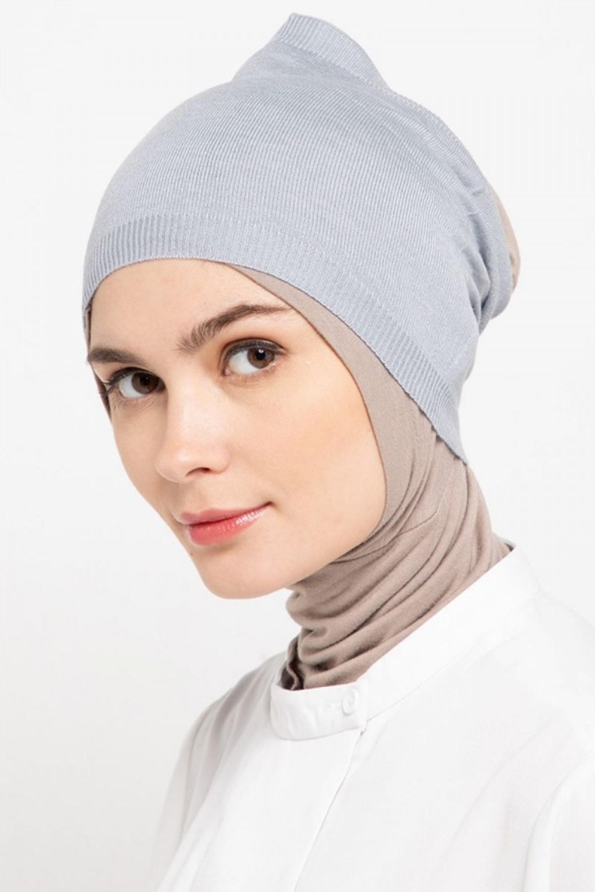 Headband Knitting Dusty Grey Nw - L.tru