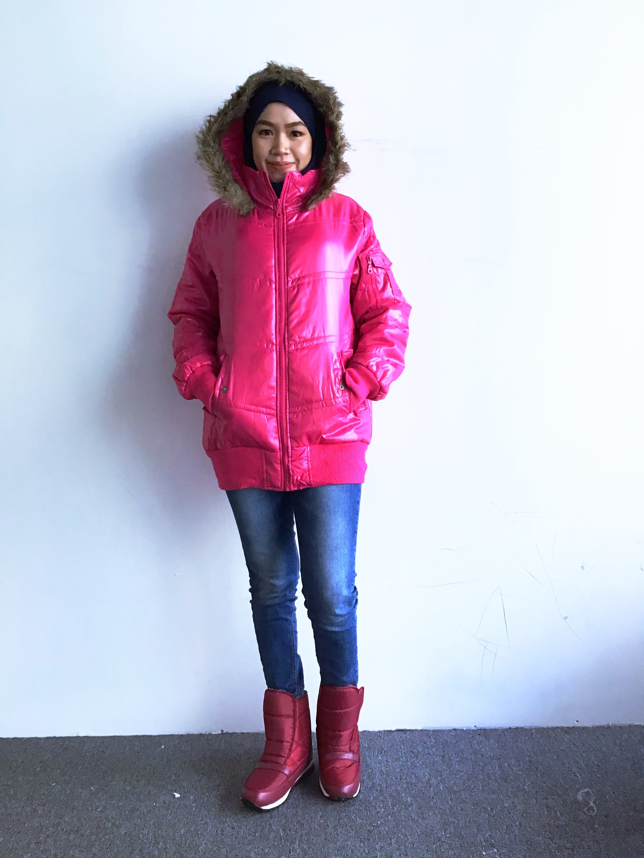 BJ0208 PENDORA WINTER JACKET