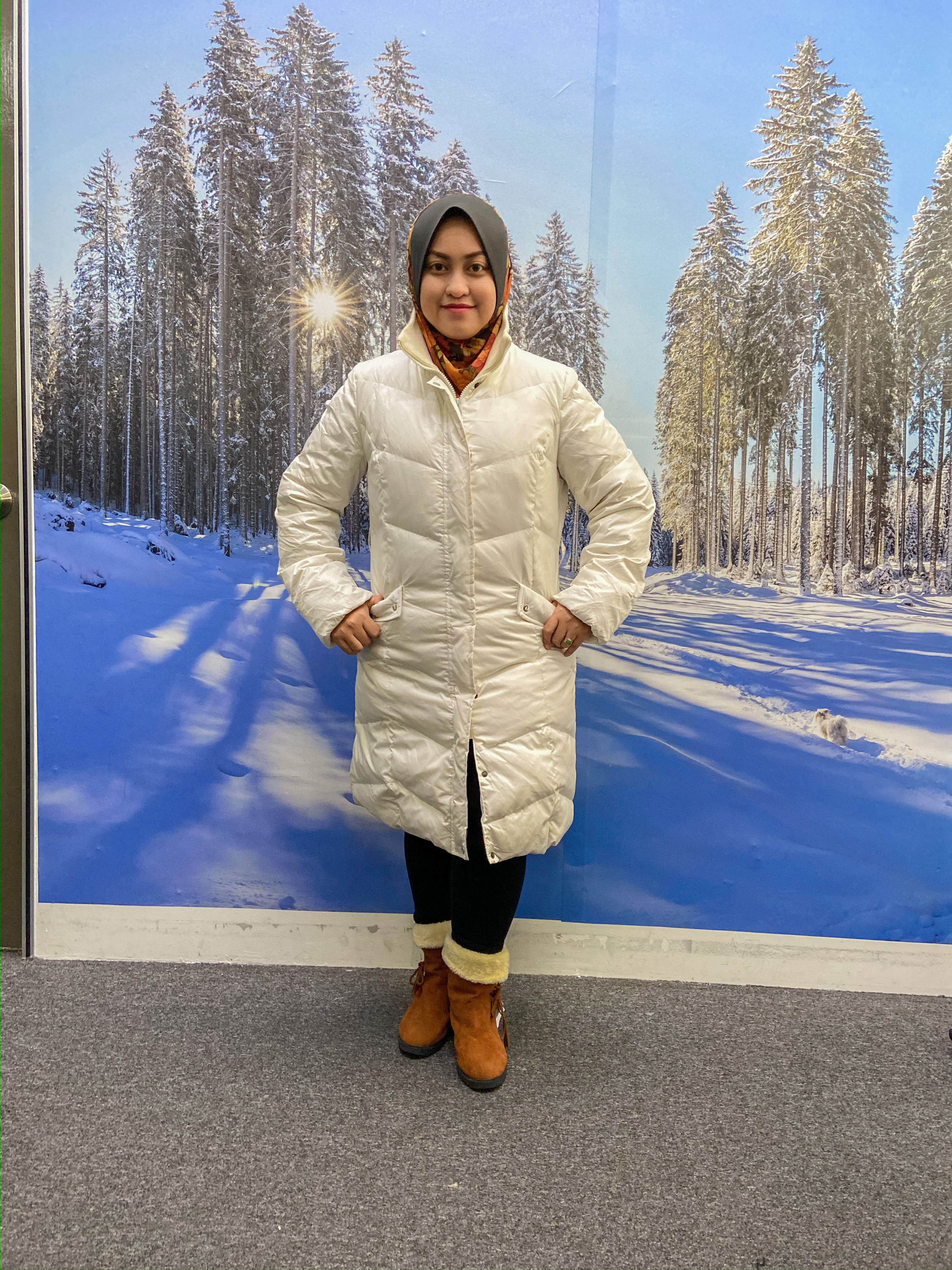 BP6056 A-PROUDLY DOWN JACKET