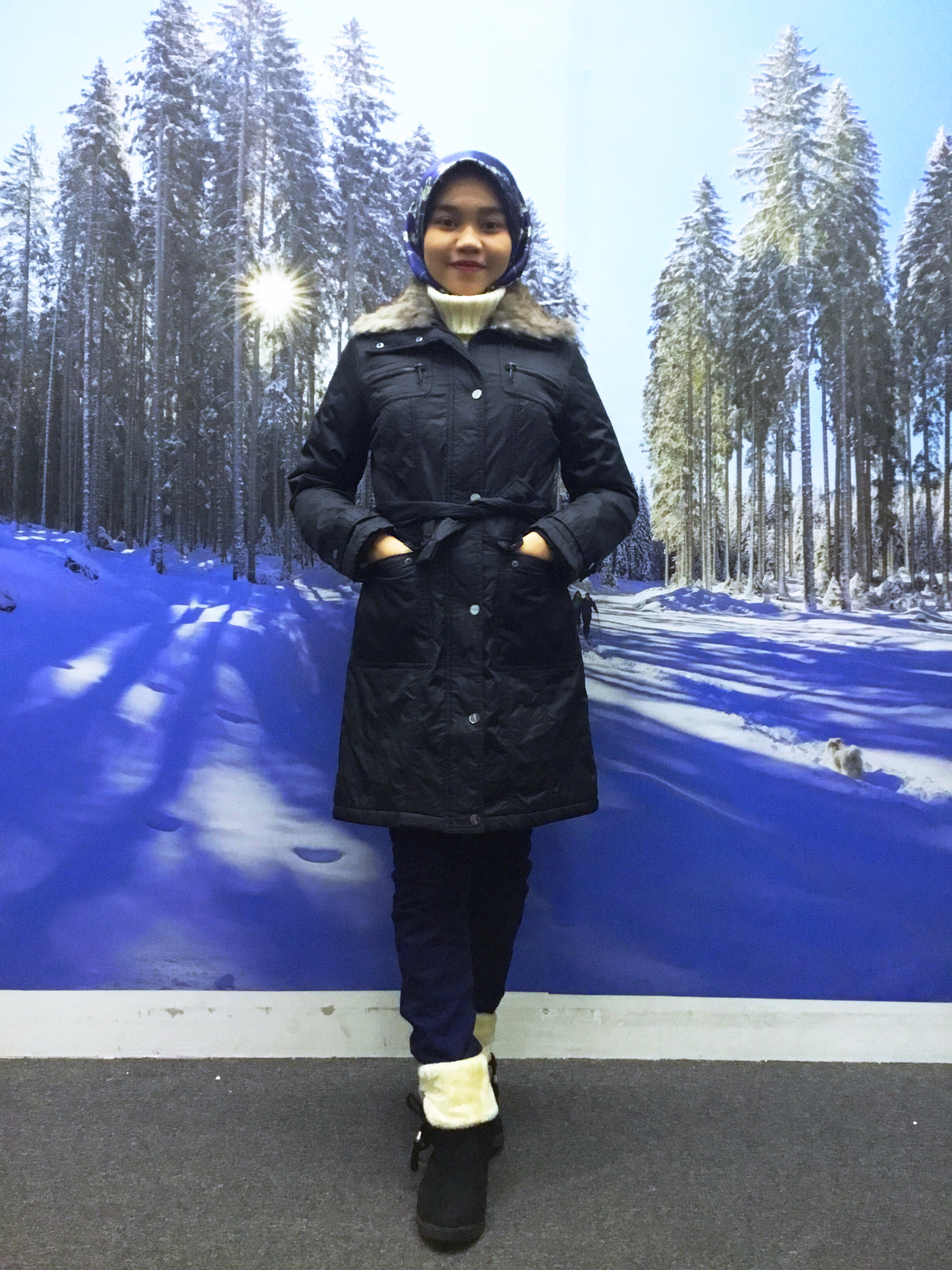 BP5126 JIAJIUJIA WINTER JACKET