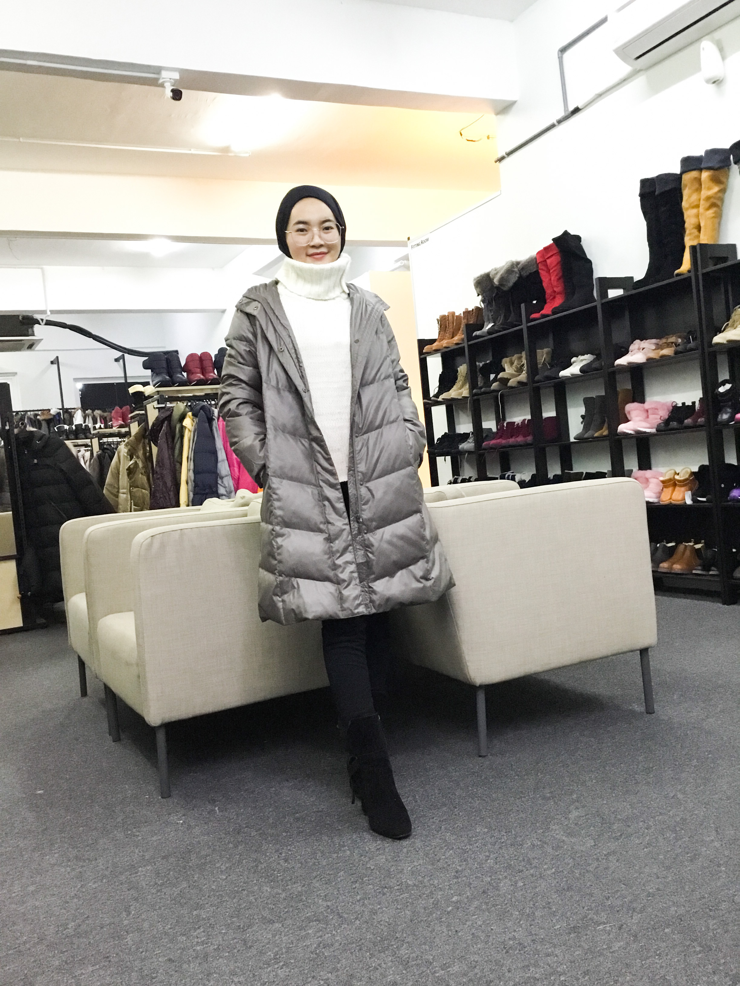 BP6626 LISSEO DOWN JACKET
