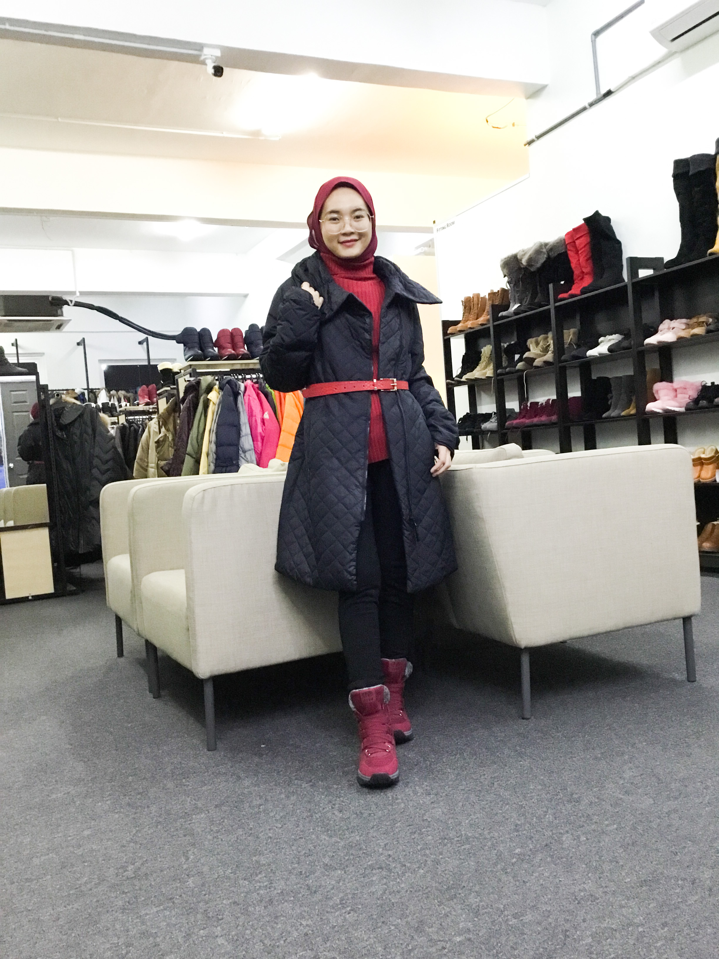 BP6614 MADE IN ITALY WINTER JACKET