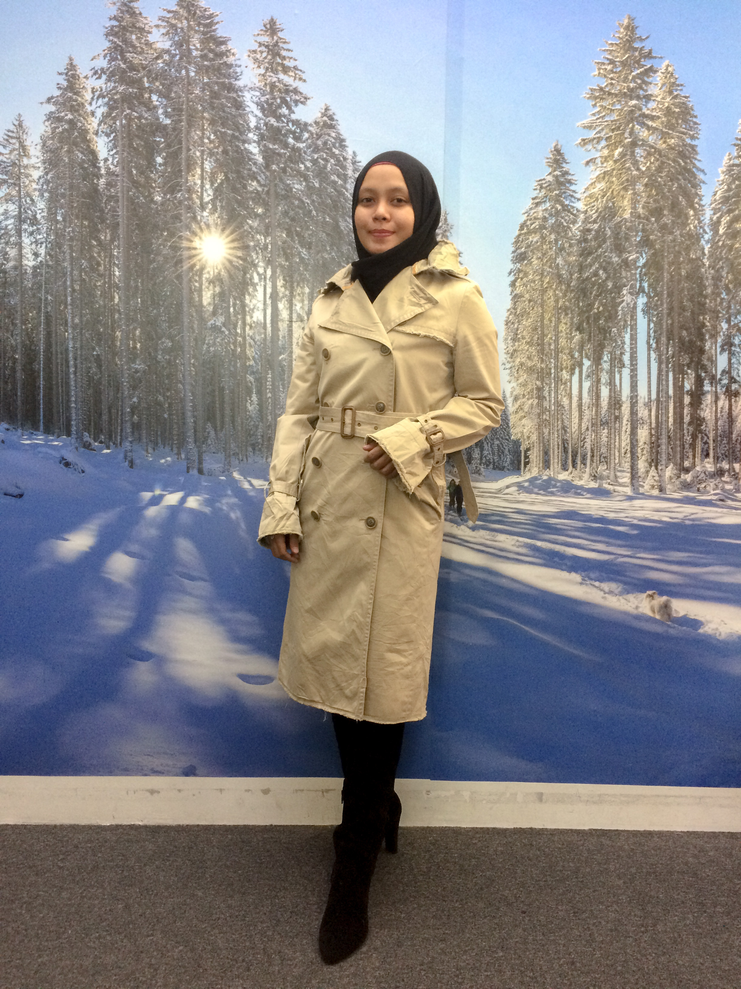 BP5879 ANOTHER EDITION TRENCH COAT