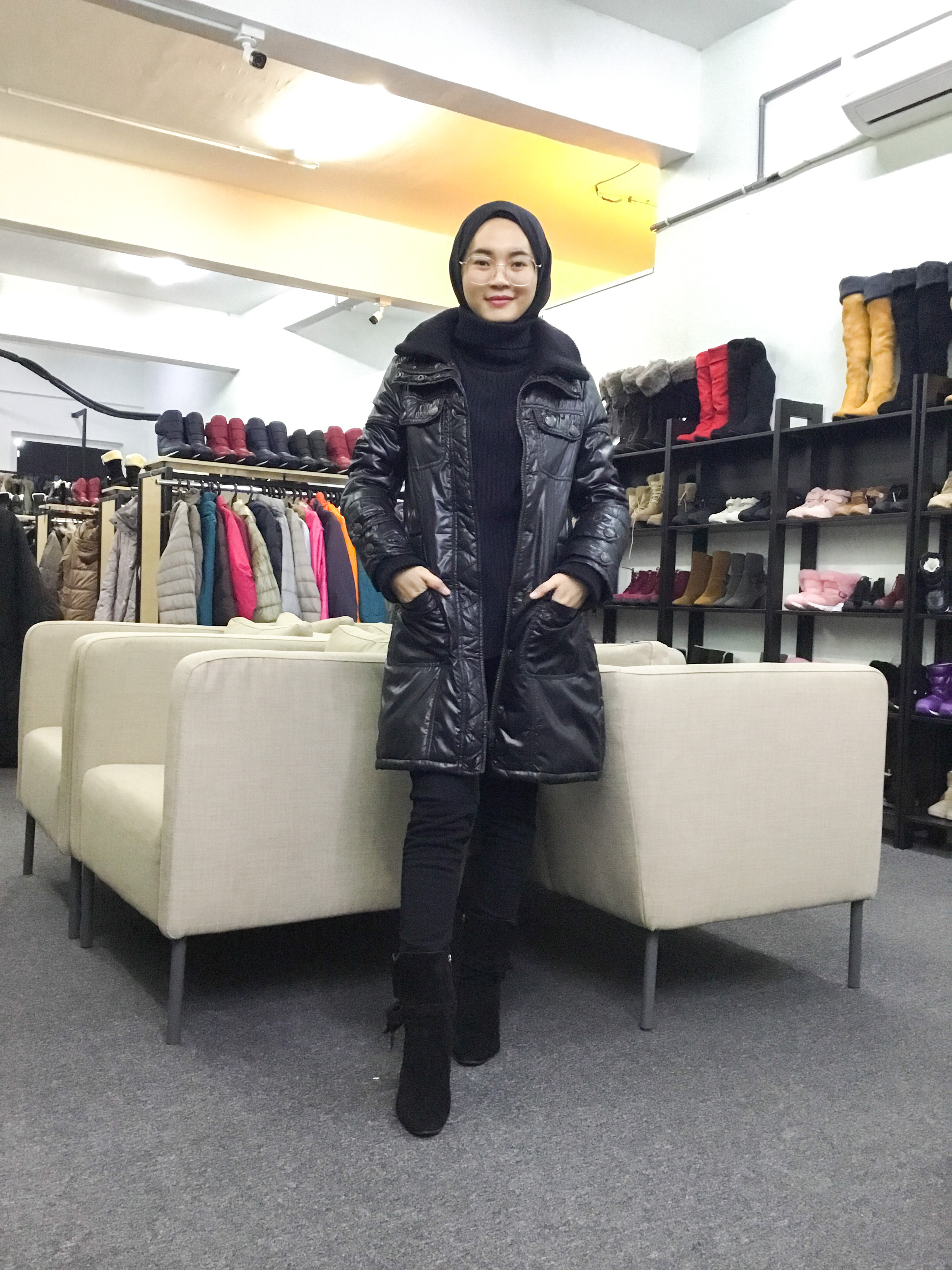 BP6363 INGNI WINTER JACKET