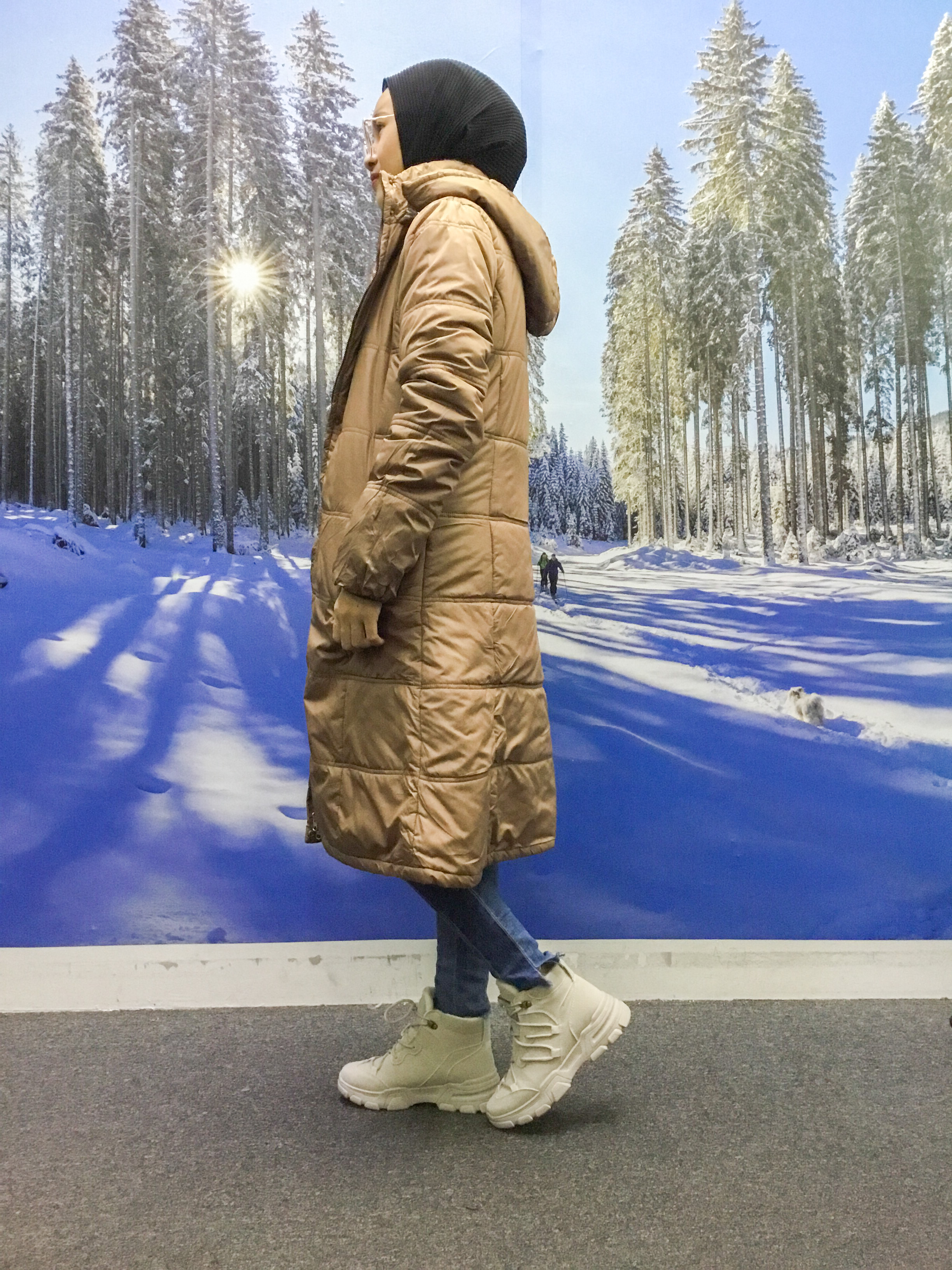 BP6024 XAJA WINTER JACKET