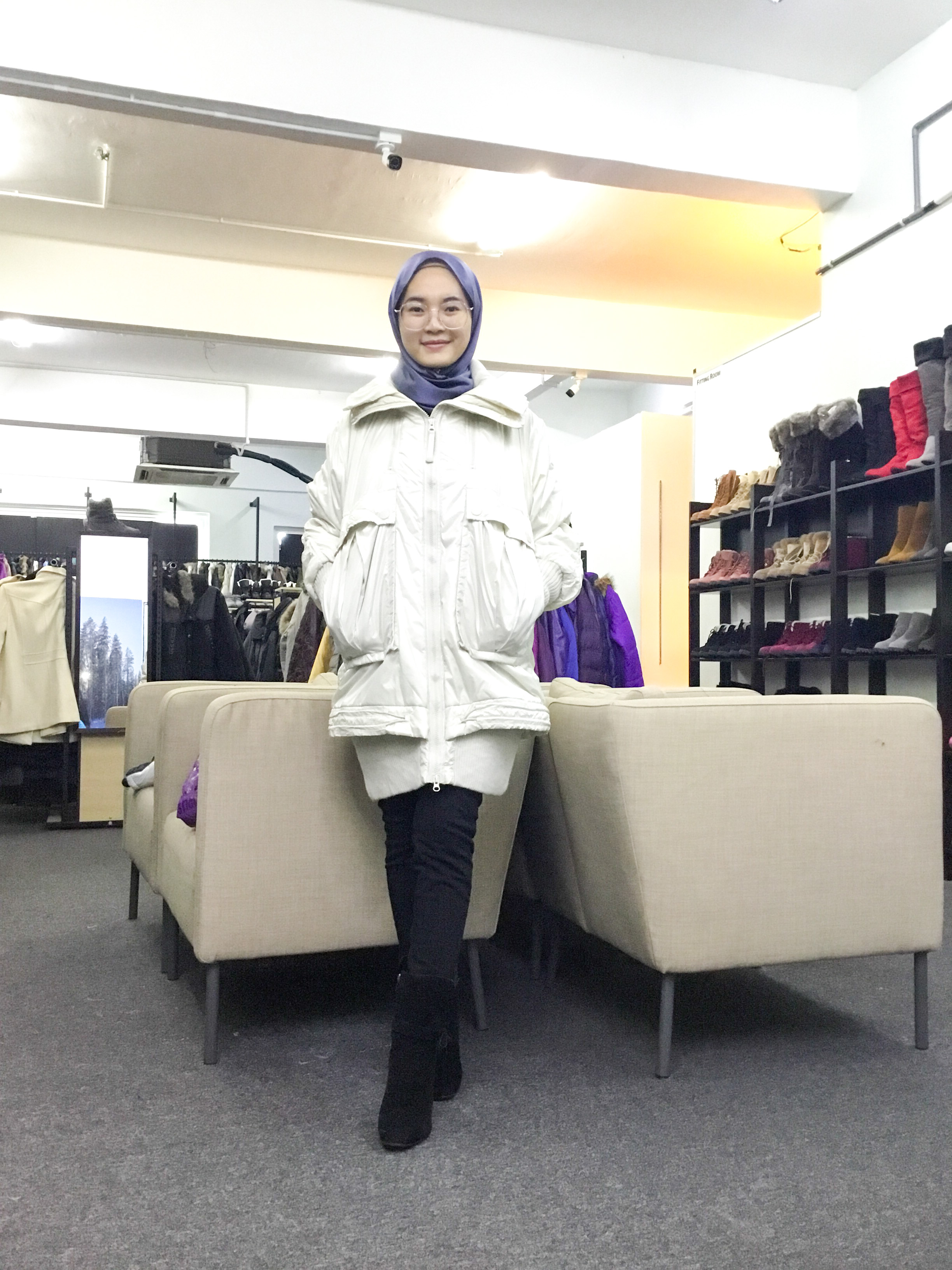 BP6745 ADIDAS STELLA McCARTNEY WINTER JACKET