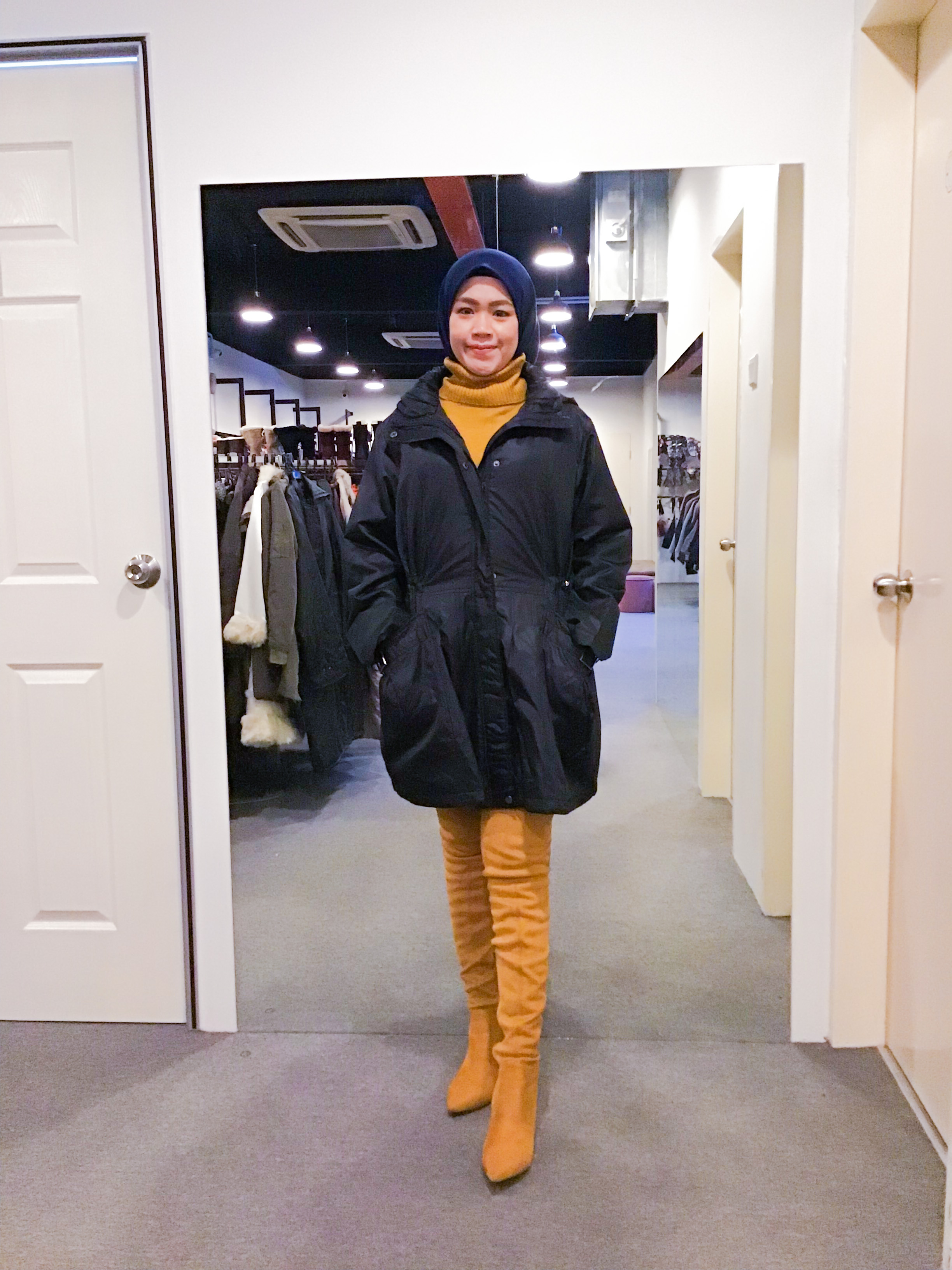 BJ1183 ECHO WINTER JACKET