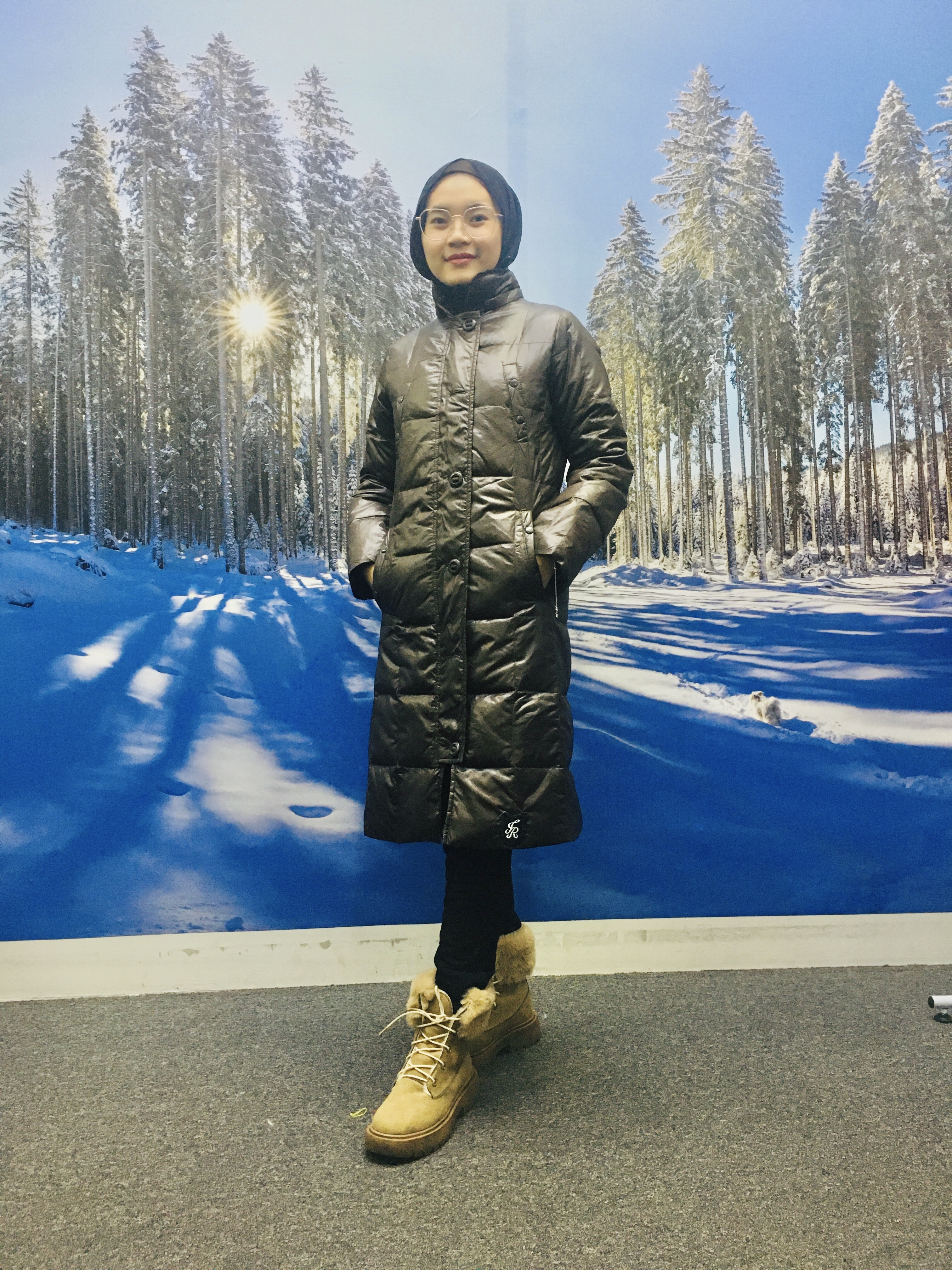 BP5783 GAP DOWN JACKET