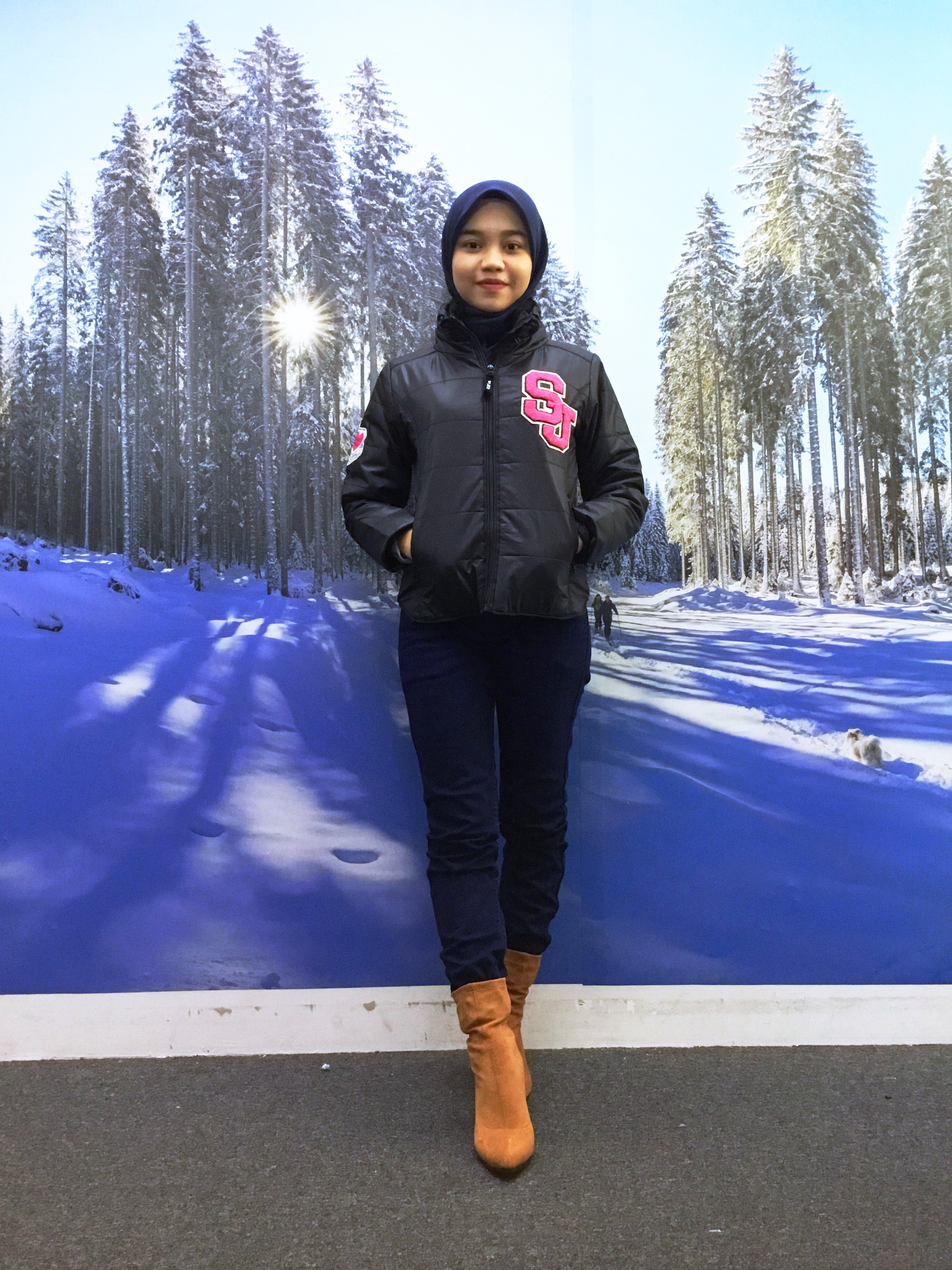 BP5116 JENNI WINTER JACKET