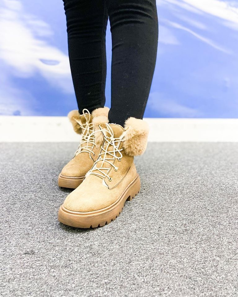 SF120 WINTER BOOTS (NEW)