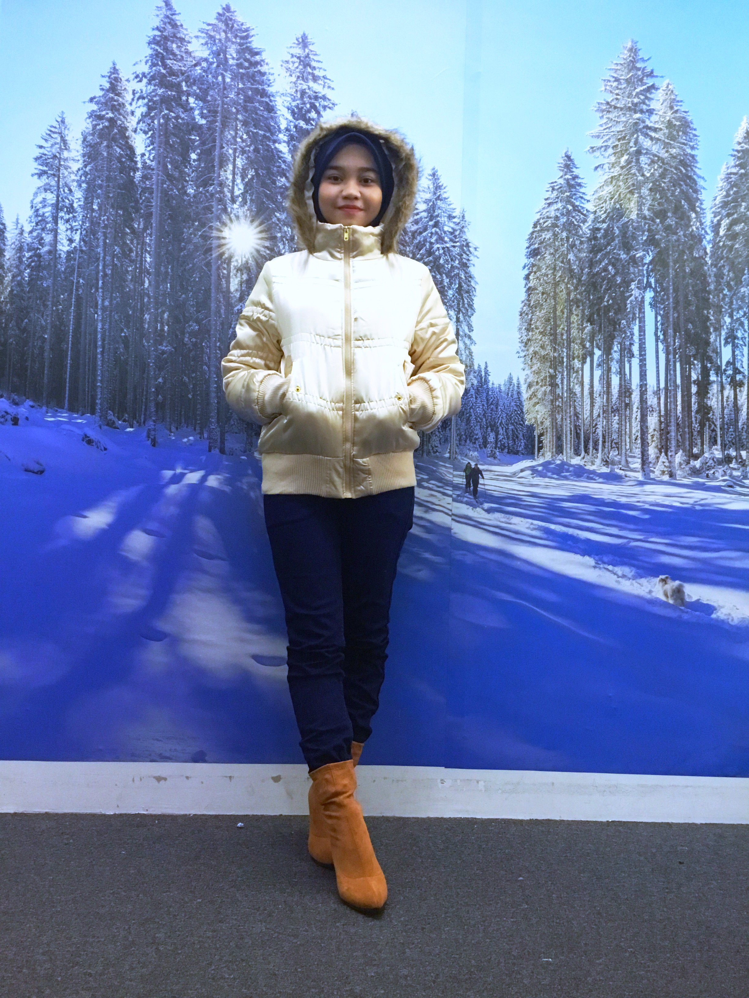 BP5109 PENDORA WINTER JACKET
