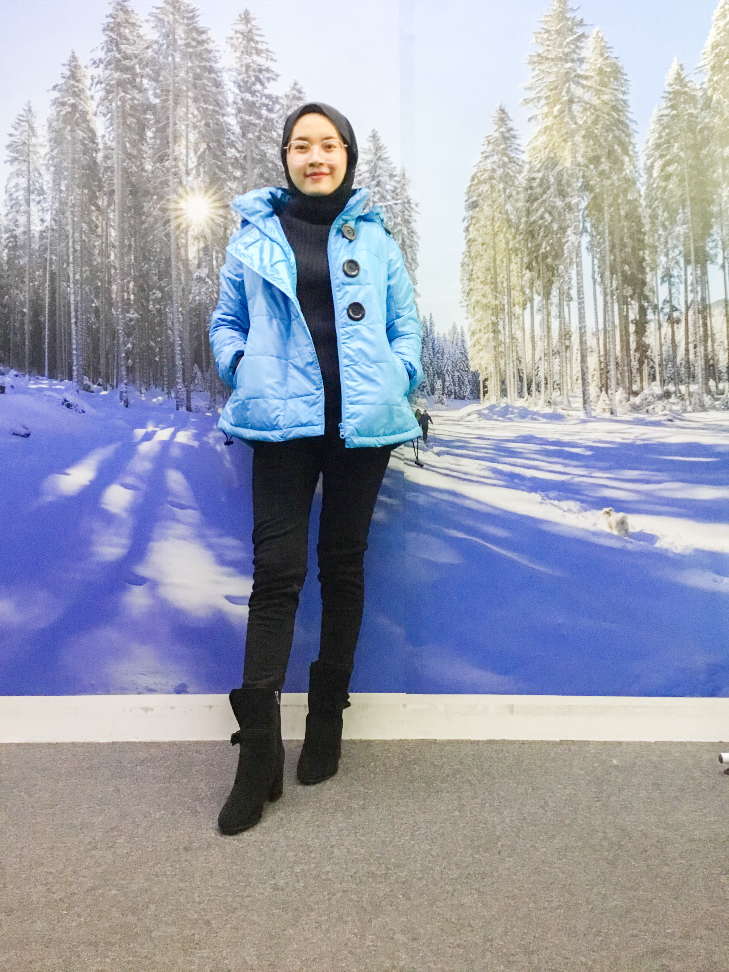 BP6253 COCOLULU WINTER JACKET